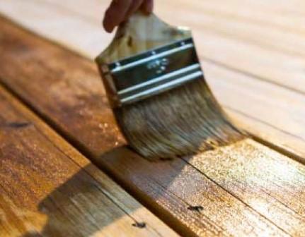 Tratamientos, imprimaciones y barnices para madera