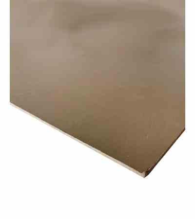 Tablero Fibraplast para encofrar marrón Kraft
