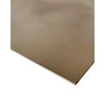 Tablero Fibraplast para encofrar marrón Kraft - 2440x1220x3